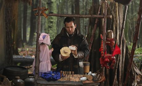 Will August Help? - Once Upon a Time Season 6 Episode 11