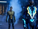 Superhero Code - Black Lightning
