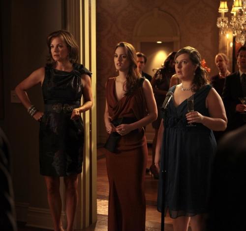Gossip Girl Season 4 Episode 1 Quotes: Waldorf Entourage