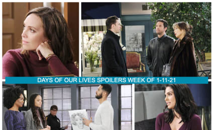 Days of Our Lives Spoilers Week of 1-11-21: Heartbreaking Truths Revealed!