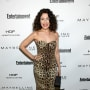 Lisa Edelstein Attends EW Event