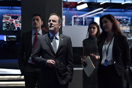 Information Affecting the First Family - Designated Survivor