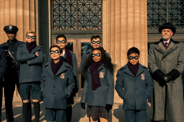 The Umbrella Academy Kids