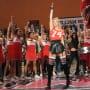 Glee Flash Mob