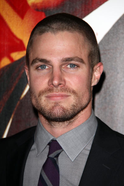 Stephen Amell Pic