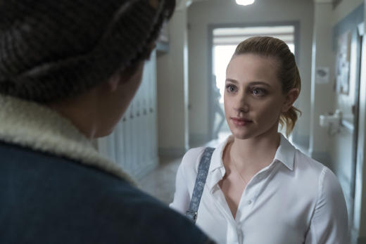 Cooper Concern - Riverdale Season 1 Episode 12