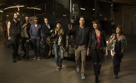 Roadies Cast Photo