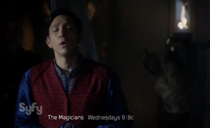 The Magicians Sneak Peek: Eliot Plots a Rumble