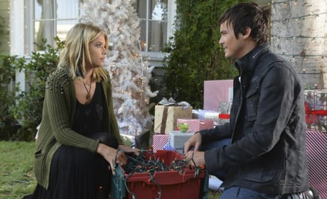 Hanna and Caleb  - Pretty Little Liars Season 5 Episode 12