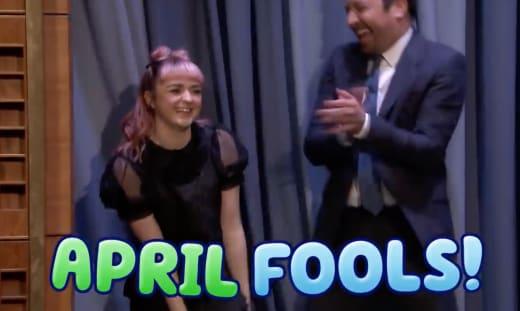 april foold maisie