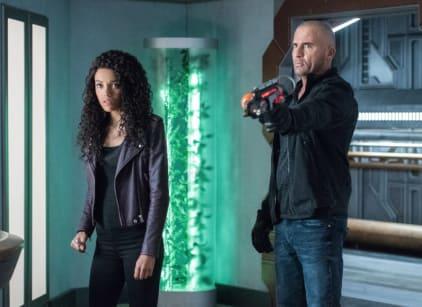Watch DC's Legends of Tomorrow Season 3 Episode 15 Online