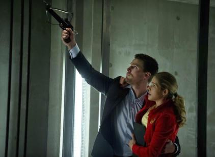Watch Arrow Season 1 Episode 22 Online