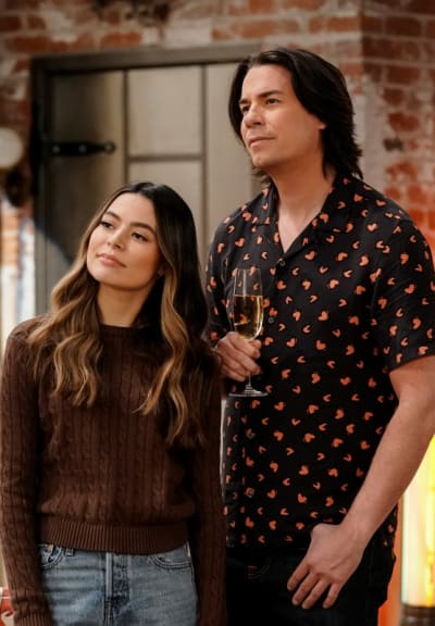 Carly and Spencer - iCarly Season 1 Episode 1
