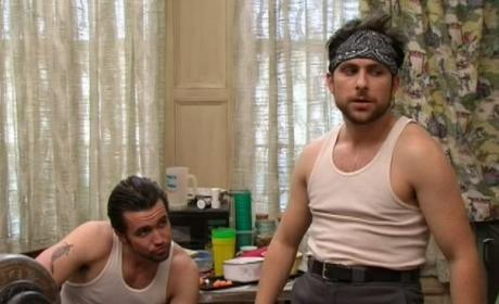 Charlie and Mac Get Hard