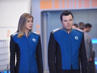 A Familiar Face - The Orville