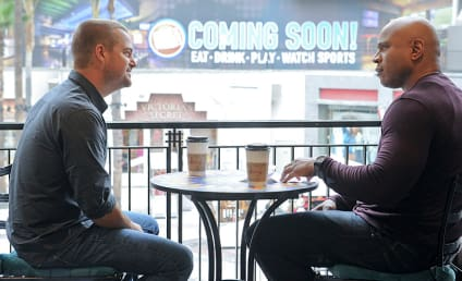 NCIS: Los Angeles Photo Preview: Mall Takedown