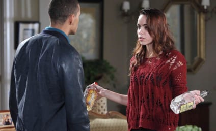 Days of Our Lives Recap: Ciara Tells Claire The Truth
