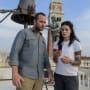 Weller & Jane Back Together - Blindspot Season 3 Episode 1