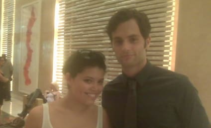 OMG: TVF Staffer Meets Penn Badgley!