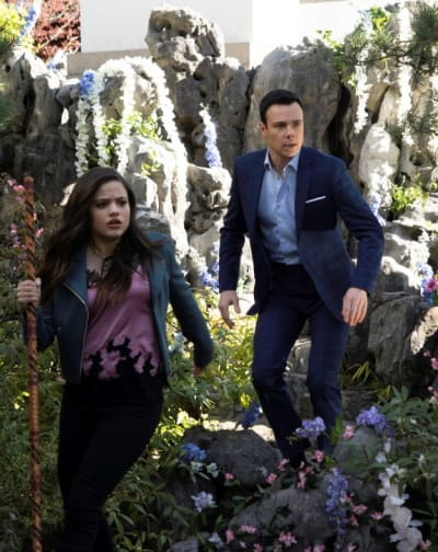 Maggie and Harry Race To Save The Day - Charmed (2018) Season 1 Episode 21