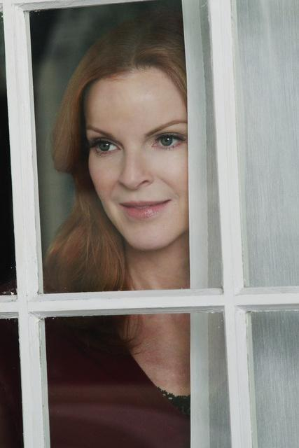 Bree at the Window