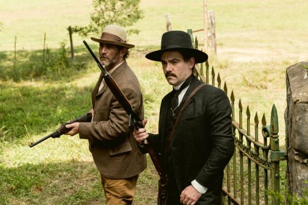 Men with Guns - The Son Season 1 Episode 10