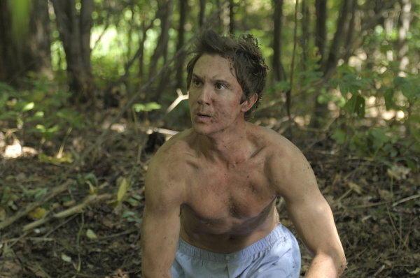 Shirtless Josh