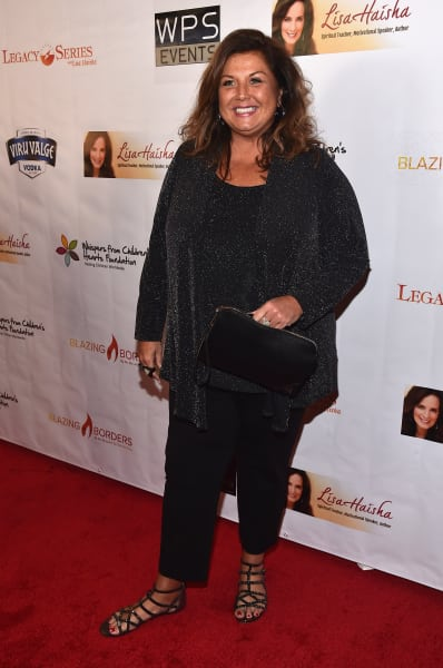 Abby Lee Miller Attends Charity Event