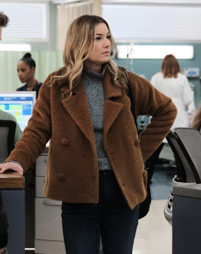 Facing Her Assailant - tall - The Resident Season 4 Episode 8