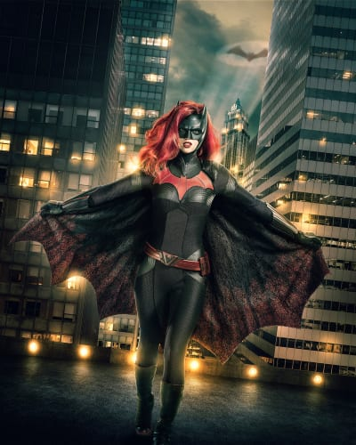 Ruby Rose as Batwoman - Arrow