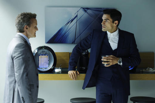 Ben Plots His Next Move - Incorporated Season 1 Episode 8