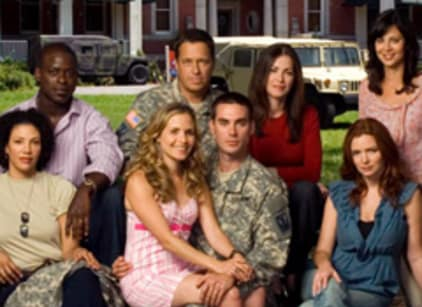 Watch Army Wives Season 2 Episode 9 Online