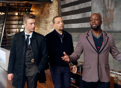 Watch Law & Order: SVU Season 18 Episode 6 Online