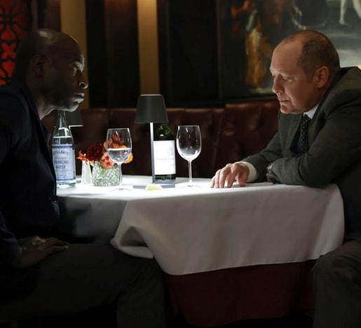 A Quiet Meal - The Blacklist Season 8 Episode 22