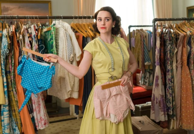 """We're Going to the Catskills!"" The Marvelous Mrs. Maisel Season 2 Episode 4"