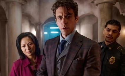 The Da Vinci Code Prequel Scores Series Order at Peacock