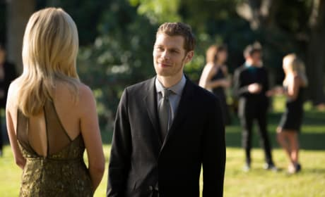 Klaus as a Date