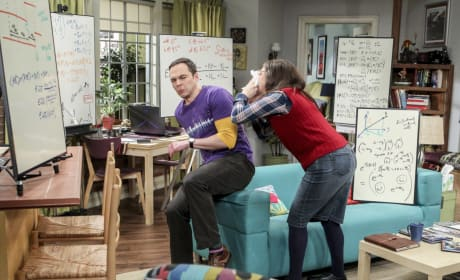 Well, That's Not Pretty - The Big Bang Theory Season 10 Episode 19