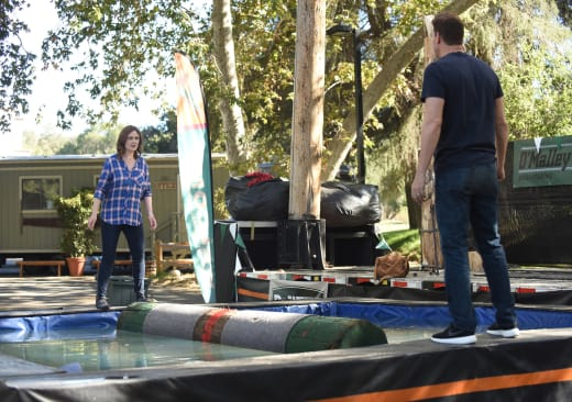 The Log Rolling Contest - Bones Season 12 Episode 6