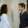 Hunter vs. Hawkins - The Resident Season 1 Episode 4