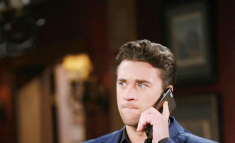 Chad Chases the Amulet - Days of Our Lives