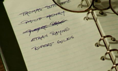 Death List - Buffy the Vampire Slayer Season 2 Episode 8