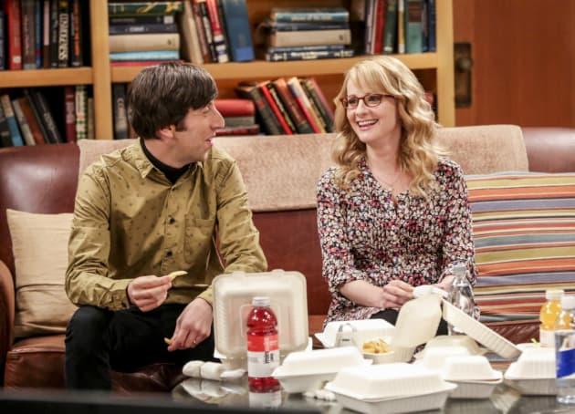 Enjoying Time With Friends The Big Bang Theory Season 10 Episode