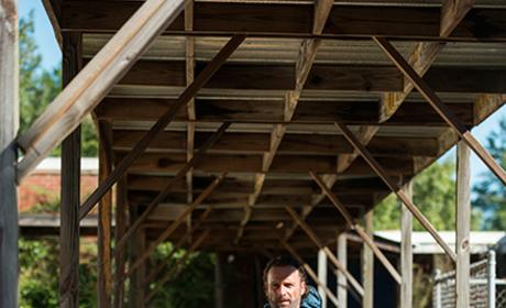 Rick takes a walk - The Walking Dead Season 7 Episode 12