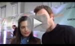 Nick Gehlfuss and Torrey DeVitto Interview