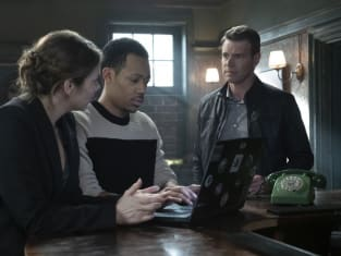 Will Goes To The Dark Side - Whiskey Cavalier