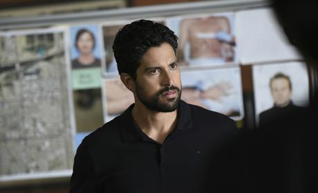 Luke Alvez - Criminal Minds Season 12 Episode 1
