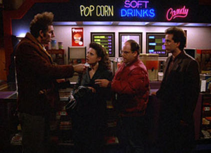 Watch Seinfeld Season 4 Episode 14 Online