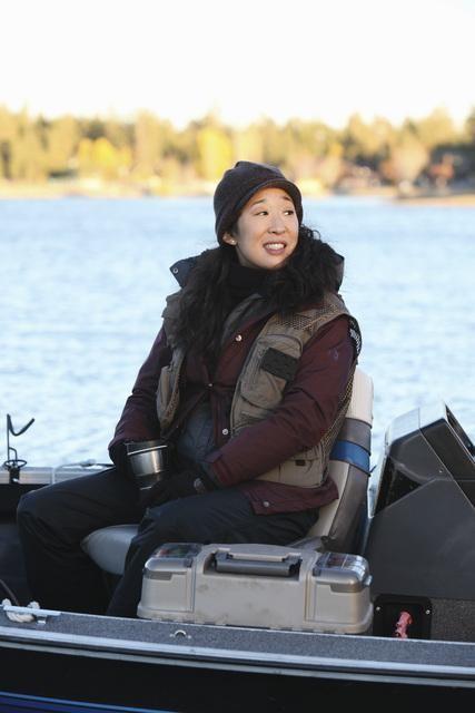 Cristina Adrift