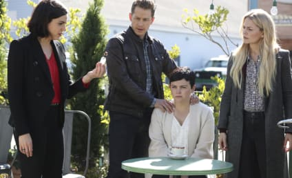 TV Ratings Report: Once Upon a Time Rebounds